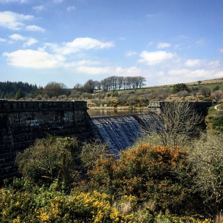 Chagford, UK: Fernworthy Dam