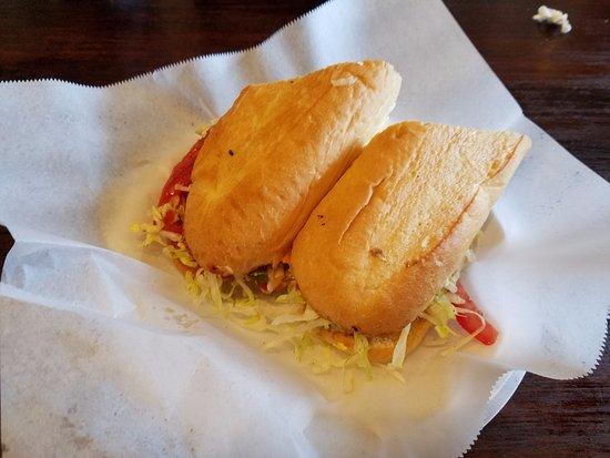 Canton, GA: pepperoni sandwich