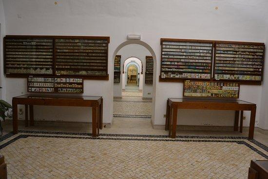 Tomar, Portugal: Vista geral do Museu dos Fósforos