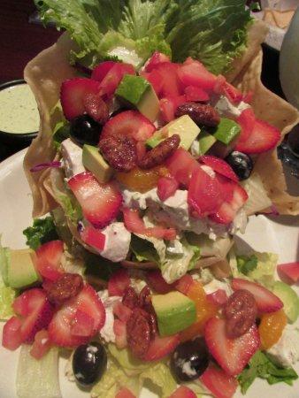 Cozumel Chicken Salad