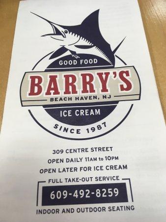 Barry's Do-Me-A-Flavor: photo0.jpg