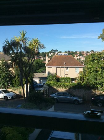The Baytree Hotel : View from ground floor superior room 1