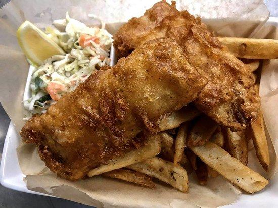 Flint Hill, VA: Fish n Chips