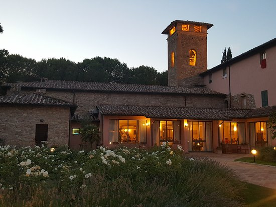 Bosco, إيطاليا: Relais San Clemente