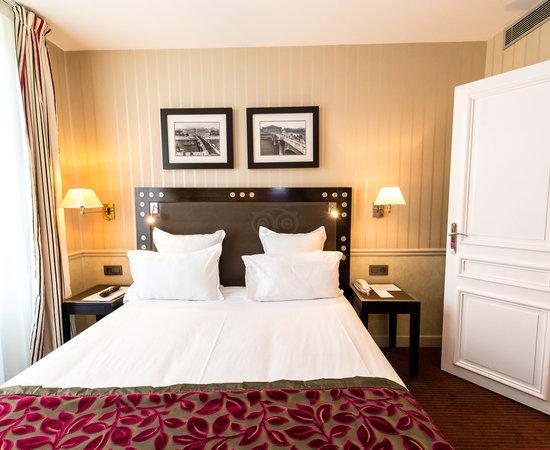 Schones Hotel Mit Blick Auf Den Eiffelturm Hotel Duquesne Eiffel
