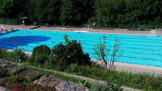 Terrassenschwimmbad Bad Kissingen 2021