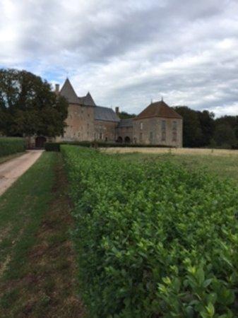 Le Chateau du Max: lovely view