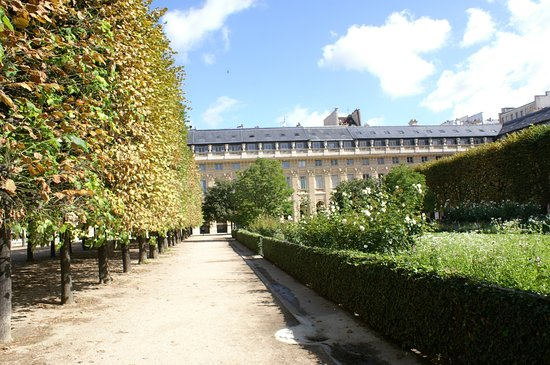 Jardin du palais royal paris top tips before you go for Au jardin du port le palais