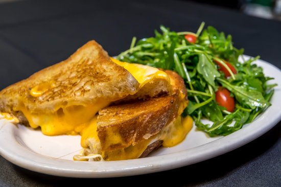 3rd Coast: Voted one of the best grilled cheese sandwiches in Chicago!