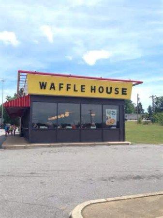Inman, Carolina del Sur: Waffle House