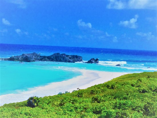 North Caicos: Blue Horizon..... amazing