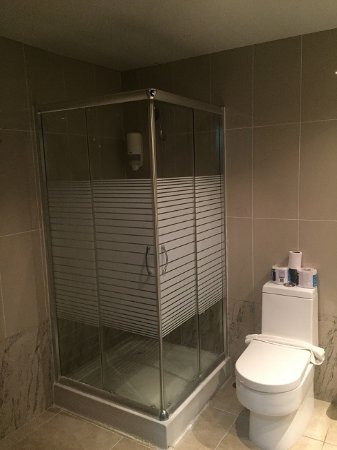 The MT Hotel: Bathroom of the family room