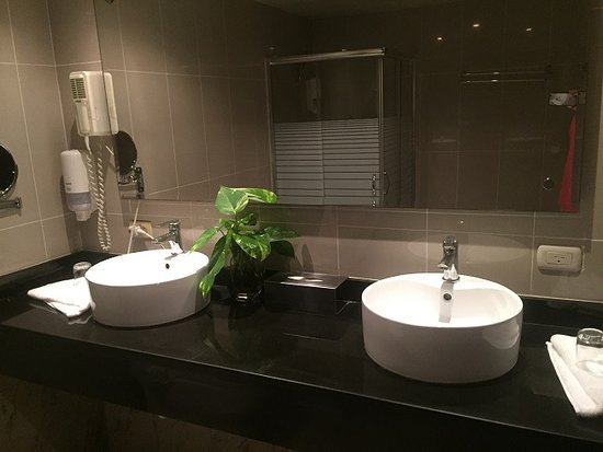 The MT Hotel : Bathroom of the family room