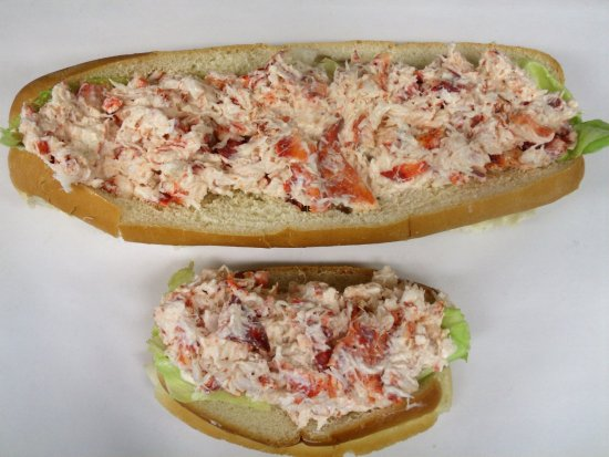 Standish, ME: Lobster Rolls