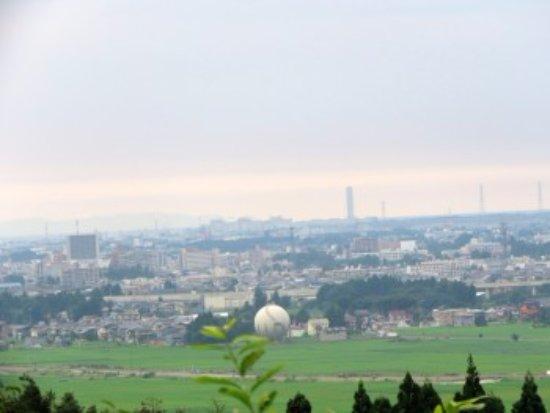 Myoko, Giappone: 見晴らしがよかったです