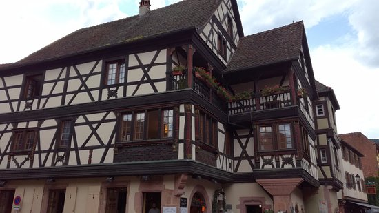 Kaysersberg, France: Maison Faller-Brief
