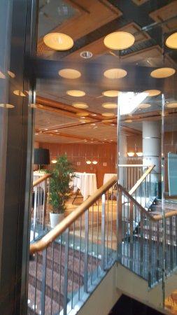 Lulea, Sweden: Inside the hotel