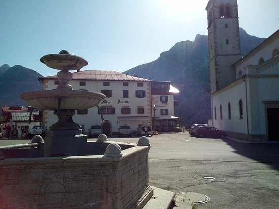 San Pietro di Cadore, إيطاليا: ESTERNO.