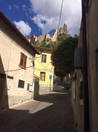 Gaderne i Roccacasale