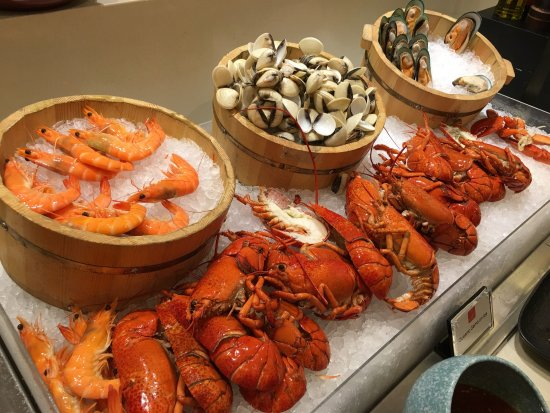 horrible misleading ad on seafood buffet ginger singapore rh tripadvisor com sg