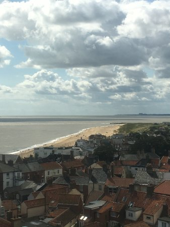 Southwold, UK: A perfect day