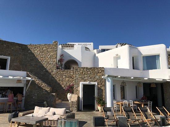Rocabella Mykonos Hotel U0026 SPA: Rocabella Mykonos Art Hotel U0026 SPA