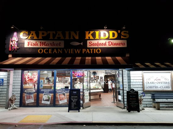 20170818 203749 01 picture of captain kidds for Redondo beach fish market