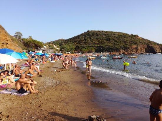 Capoliveri, Italie : Spiaggia dell'Innamorata