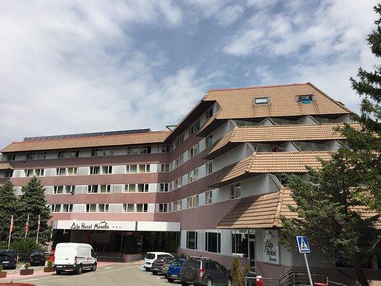 Sercotel Alp Hotel Masella : photo1.jpg