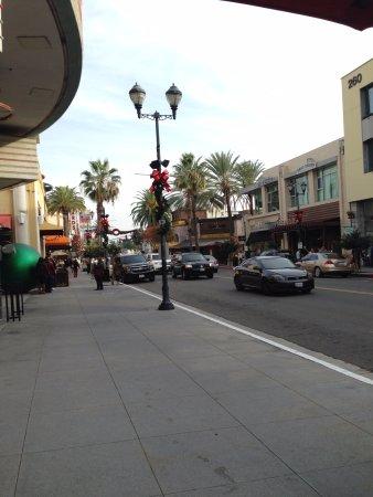 Brea, Καλιφόρνια: Charming Street