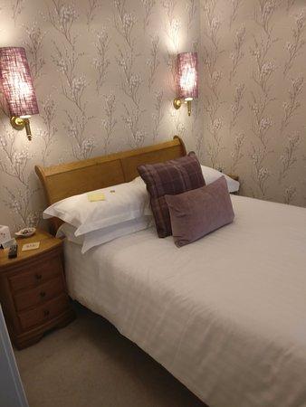 "Blairgowrie, UK: Room 5 - ""Petite"" double"