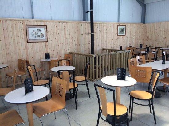 Knutsford, UK: Tea/Coffee shop