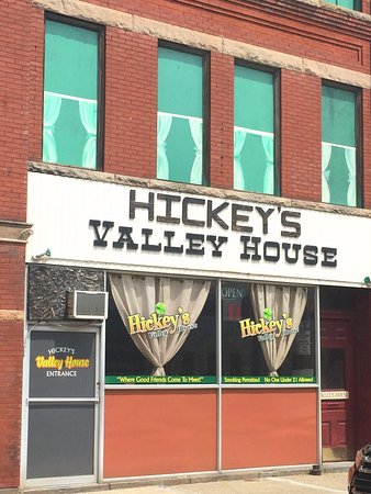 Hickey's Valley House