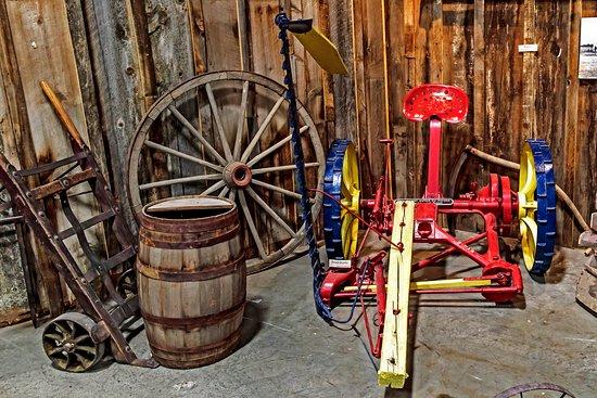 Baker Heritage Museum : Farm Equipment