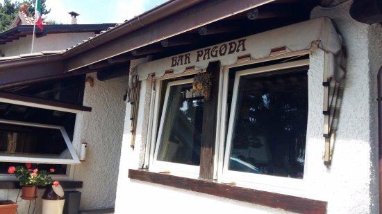 Nebbiuno, Italia: Il Ristorante