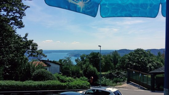 Nebbiuno, Италия: Il panorama