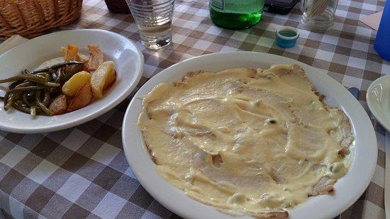 Nebbiuno, Италия: Vitello tonnato