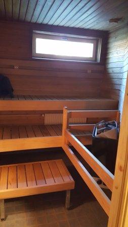 Kokkola, Finland: Sauna