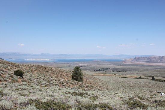 June Lake, كاليفورنيا: Views at the beginning