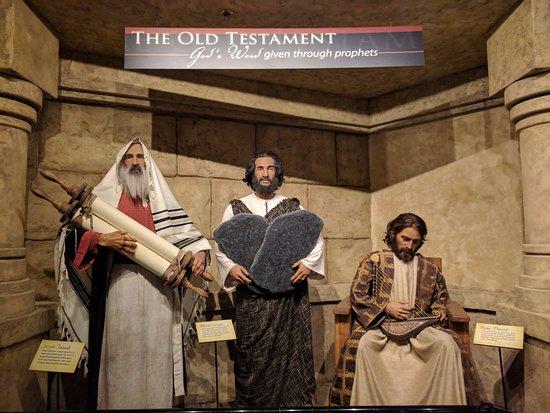 Petersburg, KY: Old Testament Bible Heroes