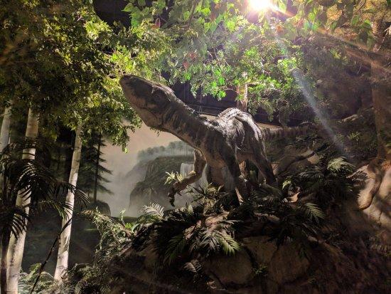 Petersburg, KY: Dinosaur