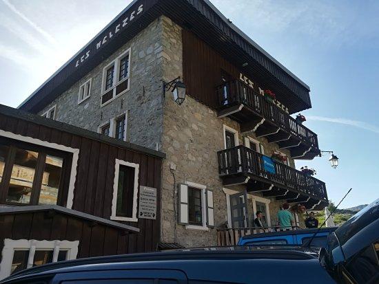 chalet hotel les melezes tignes voir les tarifs 6 avis et 97 photos