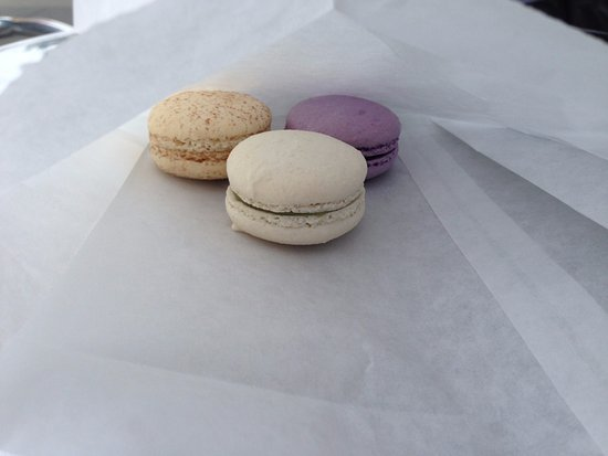 Brea, CA: Great Macaroons