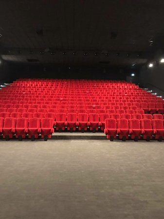 Mont-de-Marsan, France: Le Grand club Cinéma