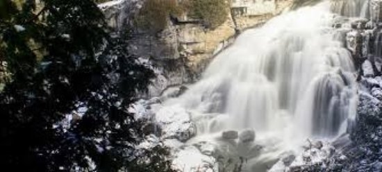 Owen Sound, Canada: Inglis Falls just 10 minutes away