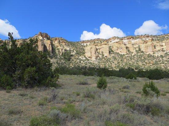 Grants, Нью-Мексико: Area near arch