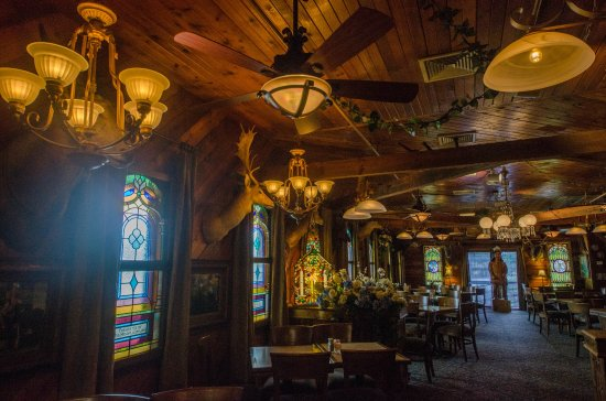 Rio Grande, NJ: Boat House Dining Room