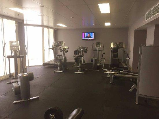 Scarborough, Australia: Fitness centre