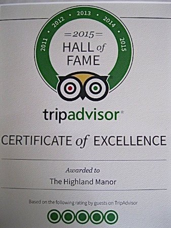 Owen Sound, Canada: We truly thank our amazing guests for helping us earn this treasured award