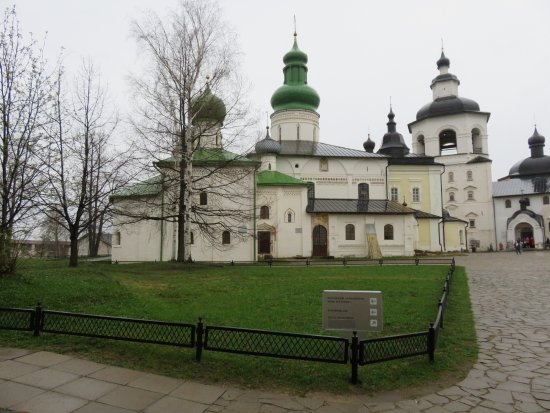 Кириллов, Россия: Church of Annunciation